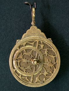 Astrolabe - Louvre Museum by