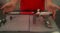 DYE DM14 Paintball Gun | Badlands Paintball Gear Canada