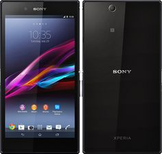 Sony Xperia Z Ultra - massive, very fast Android smartphone.. or is it a phablet?