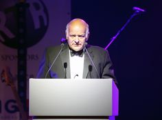 John Coupland winner of the Britannia Rescue Lifetime Achievement Award has a few words of thanks to say!