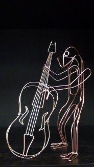 Jazz Frog rockin da bass