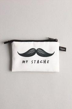 MY STACHE