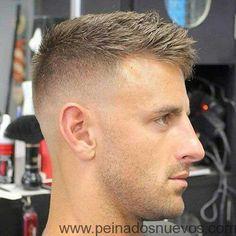 10.Moderno corte de pelo para Hombres