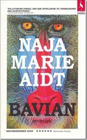 Bavian af Naja Marie Aidt