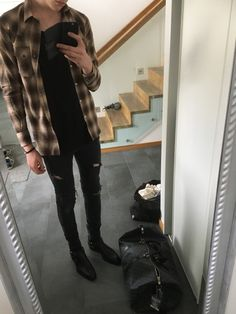 This weeks pickups: Saint Laurent Paris, Filippa K Tomboy Outfits, Casual Outfits, 80s Fashion Men, Fashion Blogs, Fashion Ideas, Womens Fashion, Stylish Men, Men Casual, Chelsea Boots Outfit