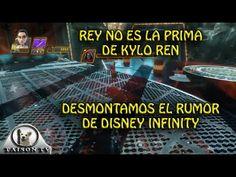 Rey no es Prima de Kylo Ren Desmontamos la mentira del spoiler de Disney...