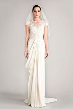 Best in Bridal: Spring 2015  - HarpersBAZAAR.com Temperley London