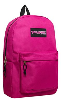 "17"" Trailmaker Backpack Bookbag,One Size,Hot Pink Trailmaker http://www.amazon.com/dp/B00LVF6OTE/ref=cm_sw_r_pi_dp_jnyPvb13TR0X2"