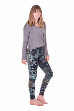 These Brown Blue Marble Women's Tie Dye Leggings are perfect for you if you like yoga, festivals, or Tie Dye in general! Each pair of Tie Dye Leggings are indiv Tie Dye Leggings, Tight Leggings, Fall Outfits, Marble, Tights, Pajama Pants, Pairs, Brown, Fabric