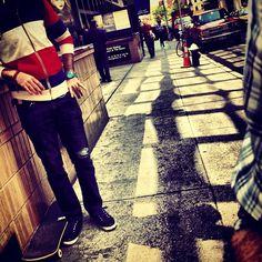 Skater boys are my faveorite because im a skater girl myselfff New York Street Style, Skater Boys, Mens Fall, Skate Park, Art Photography, Autumn Fashion, Eye, Portrait, Inspiration