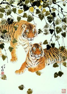 Chinese Painting http://learningchinesespeak.com