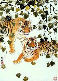 Chinese Painting http://learningchinesespeak.com