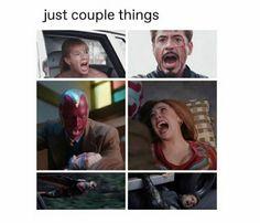 Disney Marvel, Marvel Heroes, Marvel Avengers, Marvel Comics, Funny Marvel Memes, Marvel Jokes, Avengers Memes, Wanda And Vision, Man Thing Marvel