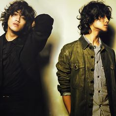 Ridiculously Photogenic Jin Akanishi