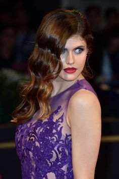 Alexandra Anna Daddario is an American actress. She is known for playing Annabeth Chase in the Percy Jackson film series, […] Hollywood Heroines, Hollywood Actresses, Alexandra Daddario Images, Matthew Daddario, Bridal Makeup Looks, Actrices Hollywood, Annabeth Chase, Just Girl Things, Gal Gadot