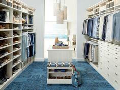 armario sin puertas alfombra azul preciosa ideas