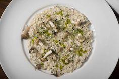 Risotto, Potato Salad, Oatmeal, Recipies, Potatoes, Breakfast, Ethnic Recipes, Food, The Oatmeal