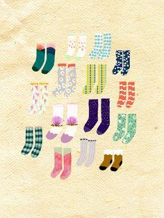 lovely socks