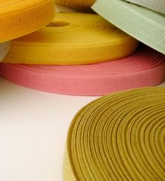 Loose weave ribbon from Studio Carta.
