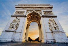 Paris - Arc du Triomphe