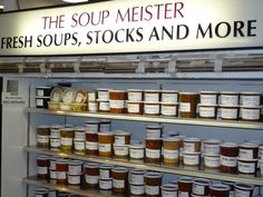The Soup Meister is alive and well at Lonsdale Quay Market North Vancouver. Well known by locals as the best soup to be found on the North Shore! North Vancouver, North Shore, Soup, Popular, Popular Pins, Soups, Most Popular