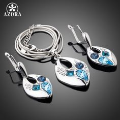 Four Rectangles Connected End to End Stellux Austrian Crystal Pendant Necklace TN0058 Just look, that`s outstanding! http://www.fashionobi.com/product/azora-four-rectangles-connected-end-to-end-stellux-austrian-crystal-pendant-necklace-tn0058/ #shop #beauty #Woman's fashion #Products
