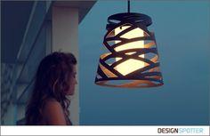 Tornado - Outdoor lighting   WALL, FLOOR AND SUSPENSION LAMP IN LASER CUT PAINTED METAL FOR OUTDOOR USE DESIGNED BY DIMA LOGINOFF    Designer: Dima Loginoff   Manufacturer: Studio Italia Design (Italy)
