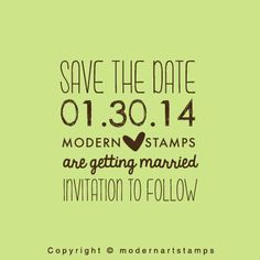 Hey, I found this really awesome Etsy listing at http://www.etsy.com/listing/177737832/custom-wedding-stamp-custom-rubber-stamp