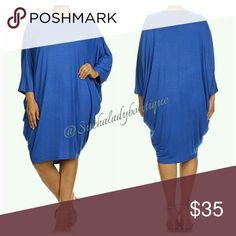 The Dolman Dress Comfy oversized dress Dresses