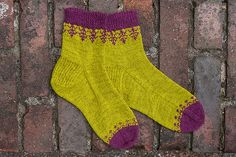 Ravelry: Erma Socks pattern by Anna Lange Needle Gauge, My Socks, Stockinette, Finger Weights, Sock Yarn, Knitting Socks, Ravelry, At Least, Things To Come