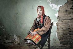 Nikos Vavdinoudis photographs the Bell-wearers of Macedonia - The Greek Foundation