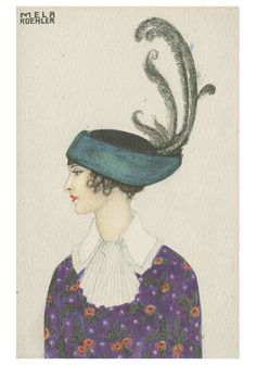 Art Deco Illustration, Fashion Illustration Vintage, Vogue, White Dogs, Arts And Crafts Movement, Old Postcards, Museum Of Fine Arts, Vintage Images, Illustrations Posters