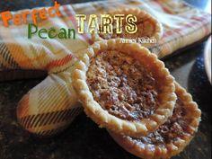 Perfect Pecan Tarts https://www.facebook.com/photo.php?fbid=10203977457410210
