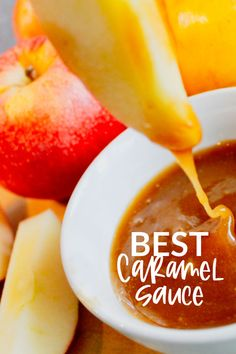 Best Caramel Sauce for fruit dipping or as a drink sauce. Strawberry Swirl Cheesecake, Strawberry Desserts, Cheesecake Strawberries, Strawberry Sauce, Summer Drink Recipes, Fall Recipes, Sweet Recipes, Simple Recipes, Delicious Recipes