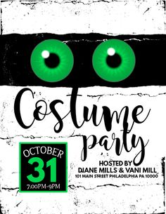 71 Best Halloween Party Flyer Templates Images