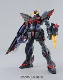 Kidou Senshi Gundam SEED - GAT-X207 Blitz Gundam - MG #158 - 1/100 (Bandai)