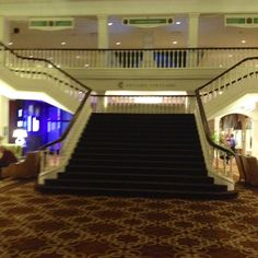 I could see a wedding here. Gaylord Grand Ole Opry Resort.