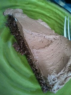 MY HCG DIET RECIPES: HCG DIET Phase 3 (P3) RECIPE: Chocolate Brownie Cake & Chocolate Cream Cheese Frosting