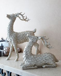 stylish home decor chic furniture at affordable prices z gallerie dream house pinterest - Christmas Deer Decorations Indoor