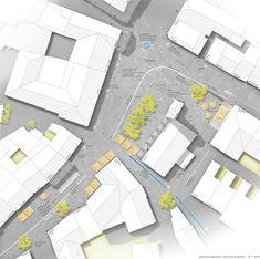 Schegk (2016): Gestaltung Marktplatz, Isny im Allgäu (DE), via competitionline.com