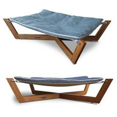 bamboo cross dog cat bed hammock by pet lounge studios   shops cats and shopping bamboo cross dog cat bed hammock by pet lounge studios   shops      rh   pinterest