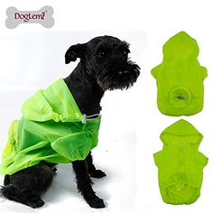 DogLemi Neon Dog Jacket, XS, S, M for Small and Medium Dog Cloths – Chihuahua, Yorkie and Bulldog Clothes *** You can find more details by visiting the image link. (This is an affiliate link and I receive a commission for the sales) Dog Jacket, Camo Jacket, Yorkie, Chihuahua, Dog Raincoat, Medium Dogs, Dog Coats, Dinosaur Stuffed Animal, Neon