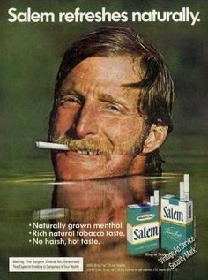 The Ultimate Collection Of 1970s Pornstache Cigarette Ads