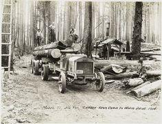 Photographs of General Motors Cars and Trucks, Antique Trucks, Vintage Trucks, Antique Cars, Forest Pictures, Old Pictures, Vintage Pictures, Photos Du, Old Photos, General Motors Cars