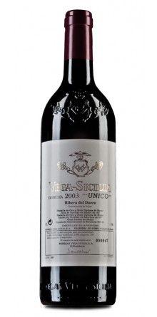 Vega Sicilia Único Tinto con crianza 2003