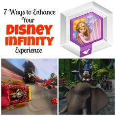 7 ways to enhance your Disney Infinity experience!