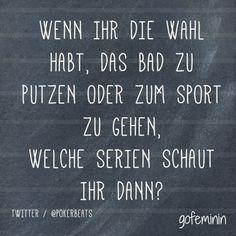 Die besten, schönsten und lustigsten Sprüche gibts auf gofeminin.de