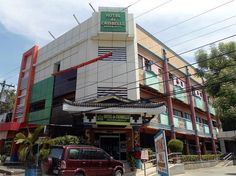 Hotel de Crisbelle Davao, Multi Story Building