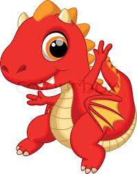Resultat d'imatges de dragon cartoon