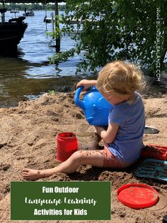 Fun Outdoor Language Learning Activities for Kids - Bilingual Balance